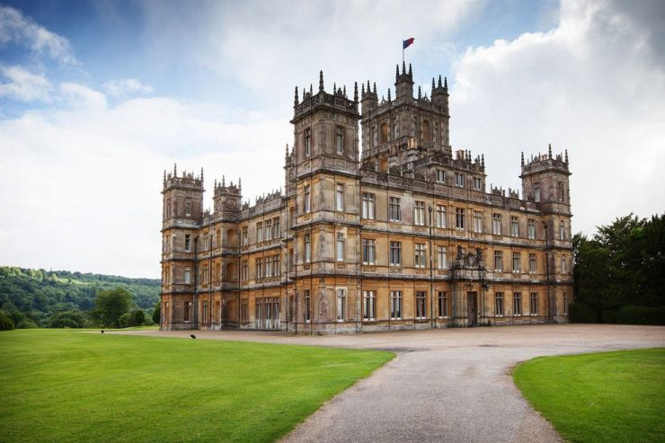 Highclere Castle picture